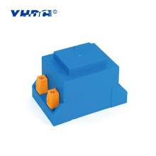 Single phase voltage transformer, Max test voltage:0-3000V sub plate mount high voltage transformer