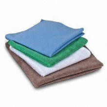 Car Microfiber Towel with Special Cleaning Effects, Customized Specifications are Welcome