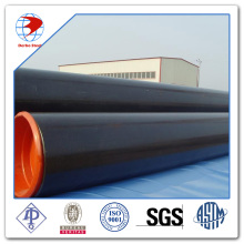 ERW Welded Carbon Steel Pipe with Internal FBE Coating