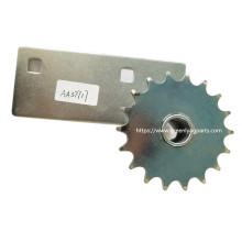Piñón impulsor del insecticida para sembradora John Deere AA37717