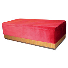 Long Bench Hotel Ottoman Hotel Furniture