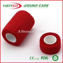 Envoltura cohesiva elástica del vendaje del caballo de alta calidad de HENSO