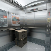 Elevador do elevador do barato do armazém do peso do frete do frete do passageiro
