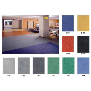 Commercial PVC Roll Flooring