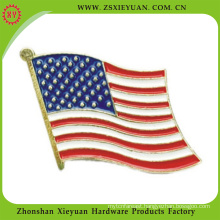 USA Flag Pin (XY-HZ1026)