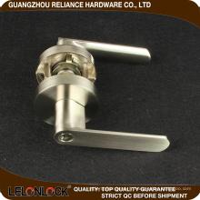 Serrures cylindriques résistantes disponibles dans une gamme de leviers ou de conception de garniture de bouton