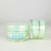 Waist Empty Jar Luxury Acrylic Body Care Jar