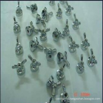 Stainless Steel Valve Parts with High Quality