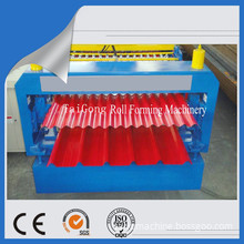 Double layer roll forming machine sold well