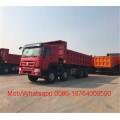 8X4 RHD Tipper Dump Truck 371HP