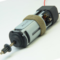 small dc brushed motor industrial vacuum cleaner motor