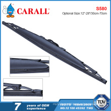 T580 Metro Front Driver Vehicle Accessories Japanese Car Smooth Quiet Streak-Free Windshield Stealth Passenger J-Hook Frame Wiper Blade