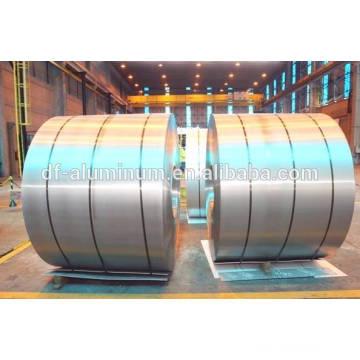 Feuillet en aluminium pour câble