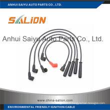 Câble d'allumage / fil d'allumage pour Mazda (T485B)