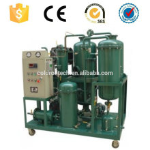Transformer Double Stage Vacuum Oil Purifier Machine