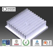 Profils d'extrusion en aluminium / aluminium pour la décoration