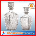 Glass Bottles 500ml 1000ml Glass Wine Bottle Liquor Bottle