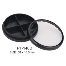 Empty Cosmetic Lip Balm Container Eyeshadow Makeup Face Cream