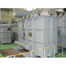 ONAF 400/6 6300/35 KVA/KV furnace transformer a