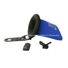 Cheap Price Custom Printed Neoprene Trash Bag Holder for Cars (SNCB05)