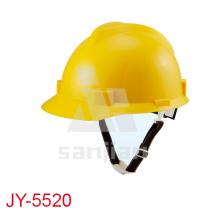 Jy-5520new Design capacete de segurança de aba cheia