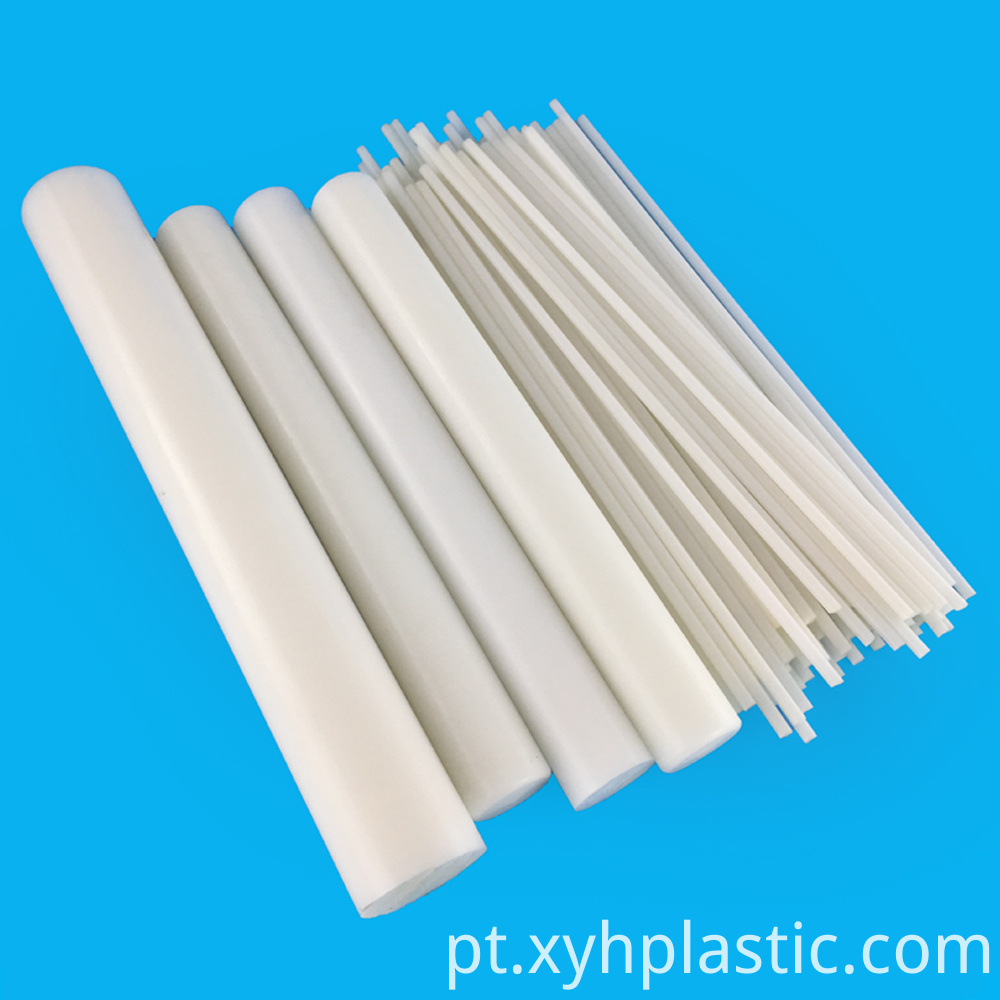 5-300mm Plastic Polyoxymethylene POM Rods