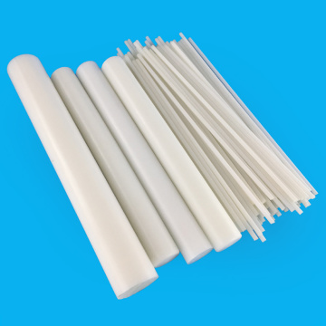 4-160mm Đúc / đùn POM Acetal Derlin Rod / Round Bar