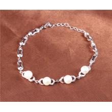 925 pulseiras de prata, braceletes tipo de jóia Pulseira
