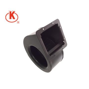 Ventilador sin cepillo del ventilador centrífugo de la EC de poco ruido de 24V 108m m