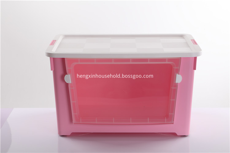 plastic storage boxes for storage clothes