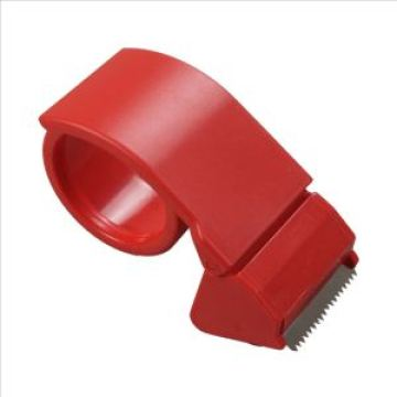 Red Packaging Tape Dispenser