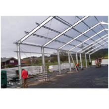 Industrial Steel Structure Shed Design Cheap Galvanized Metal Building For Sale