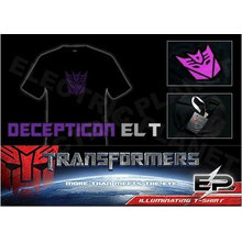 [Super Deal]Wholesale fashion hot sale T-shirt A13,el t-shirt,led t-shirt