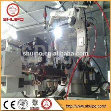 Best Price Weding Robot for Trailer Axle Circular Seam