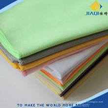 Heat transfer microfiber wipe cloth