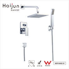 Haijun Hot Selling Contemporary Bathroom Thermostatic Shower Faucets