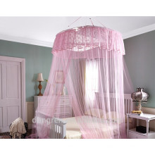 100% polyester circular folded Insecticide treated Mosquito Net