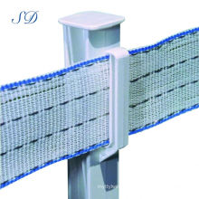 Plastikelektrischer Vieh-Zaun-Schritt in den Stangen für Livestocktape-Zaun