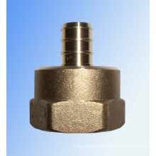 Copper brass pex quick fittings