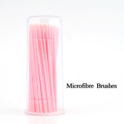 Lash Accessories Microfiber Brush Dispenser for Eyelash Extension Kit