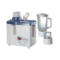 Food processor with glass jars for household use