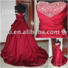 2011 Latest Most Stunning nova chegada real vestidos de casamento de alta qualidade 2011 JJ2432