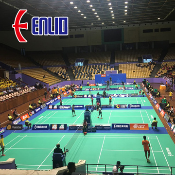 tappetino in PVC per badminton in PVC