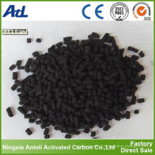 gas mask coal based pellet activated carbon factory price
