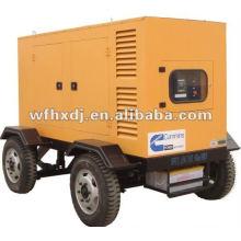 200KW mobile generator