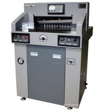 Guillotina de papel hidráulica de control numérico de FN-480HC