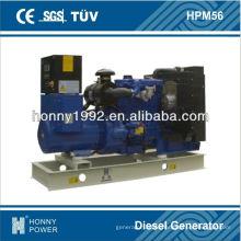50KVA Lovol 60Hz geração de energia, HPM56, 1800RPM