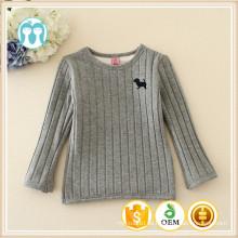 Warme Kinder Kleidung Winter 2015 Clong Ärmel Kinder Unterhemd Großhandel Kinder Kleidung für Jungen und Mädchen