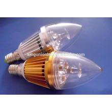 Diferentes tipos de luz LED de la luz del modelo del diseño del modelo