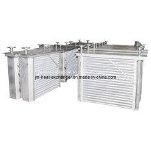 Intercambiador de calor de aire / refrigerador para aire acondicionado